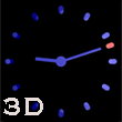 clock_3d_cool_blue_analog
