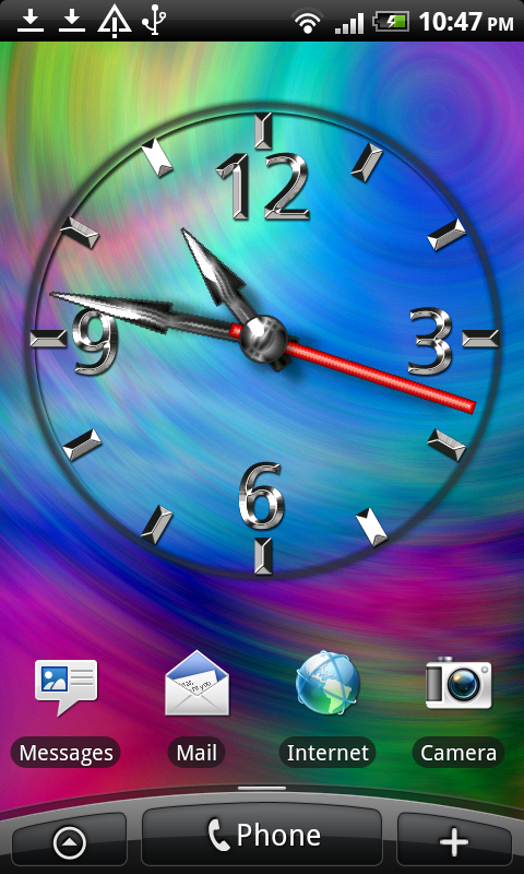 S Clock Cool Free This Is A Live Wallpaper